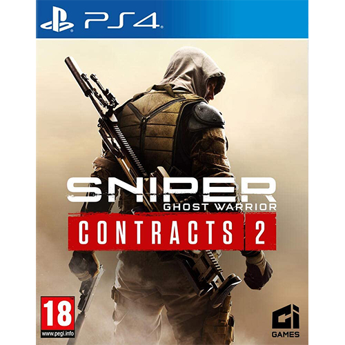 Sniper: Ghost Warrior Contracts 2 - (R2)(Eng/Chn)(PS4)(Pre-Order)