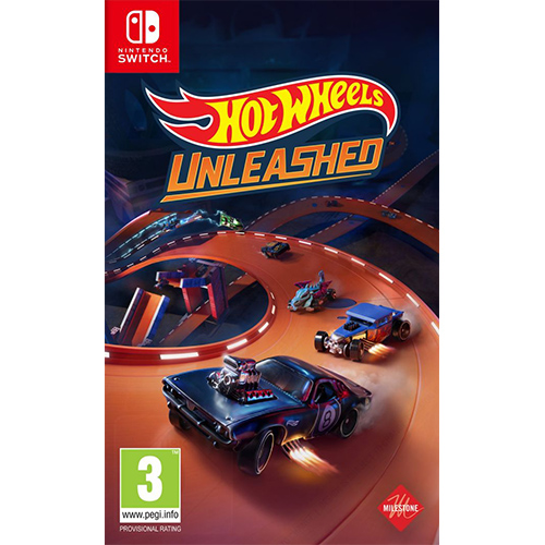 Hot Wheels Unleashed - (EU)(Eng/Chn)(Switch)(Pre-Order)