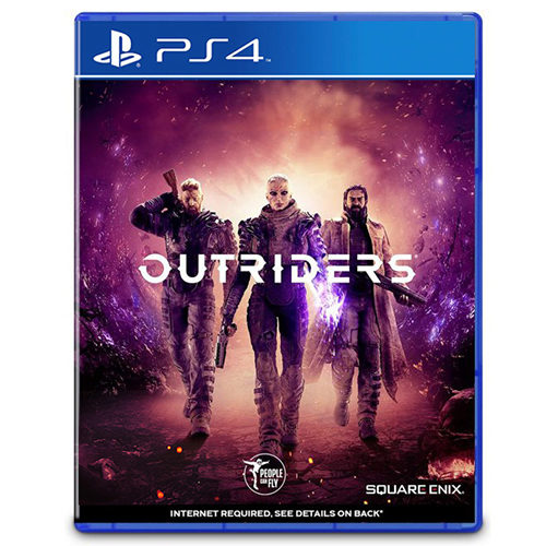 Outriders - (R3)(Eng)(PS4)