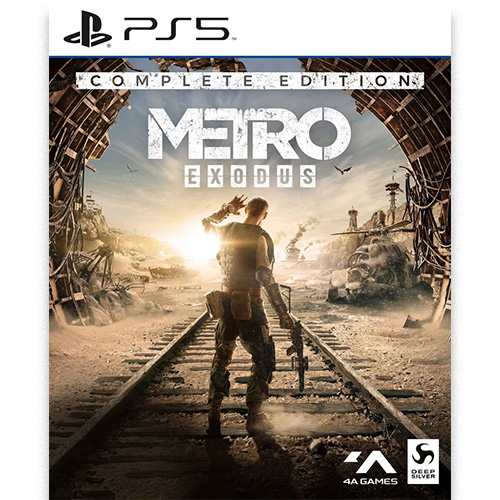 Metro Exodus Complete Edition - (R3)(Eng/Chn)(PS5)(Pre-Order)