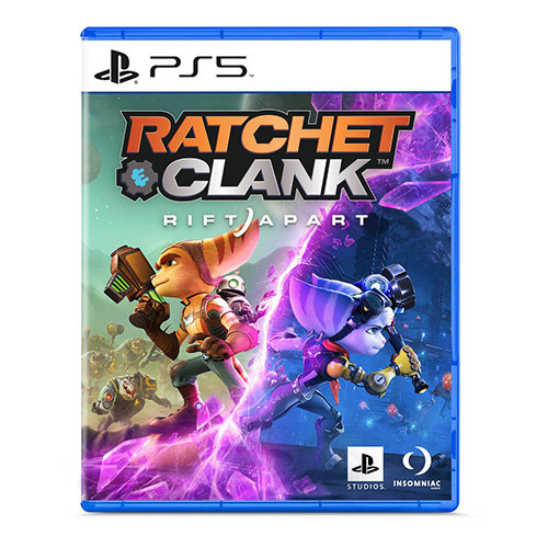 Ratchet & Clank: Rift Apart - (R3)(Eng/Chn)(PS5)(Pre-Order)